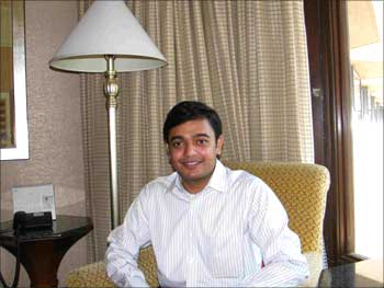 Kalyan Manyam, CEO and co-founder of indyarocks.