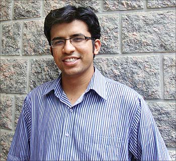 Shashank, co-founder, Naabo Solutions.