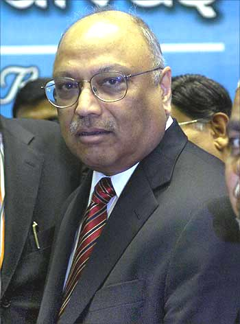 Global management guru Prof C K Prahalad.