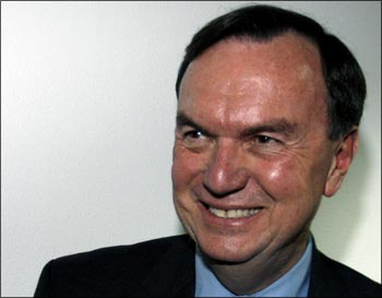 Wal-Mart CEO Michael Duke.