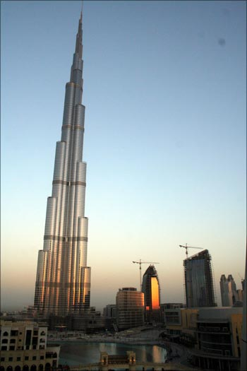 The Burj Tower
