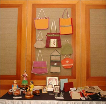 Products made by BYST-mentored rural entrepeneurs.