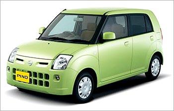 Nissan Pino.