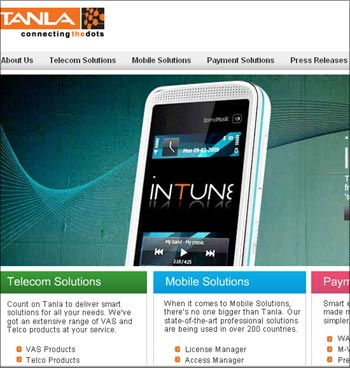 Tanla Solutions Limited.