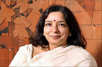 Shikha Sharma, CEO and MD, Axis Bank.
