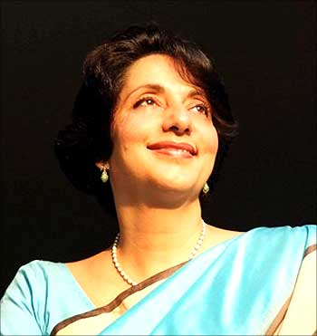Meera Sanyal, CEO, ABN Amro Bank (now RBS).
