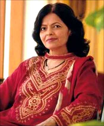 Kalpana Morparia, country head of JPMorgan.