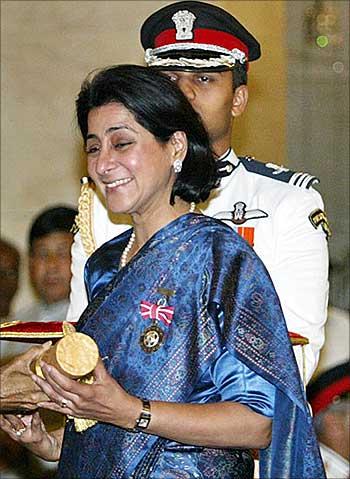 Naina Lal Kidwai, CEO, HSBC