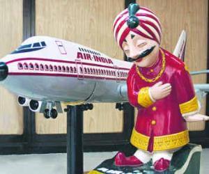 Air India mascot