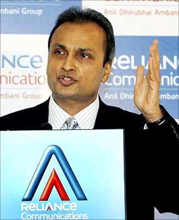 Anil Ambani, chairman, ADAG