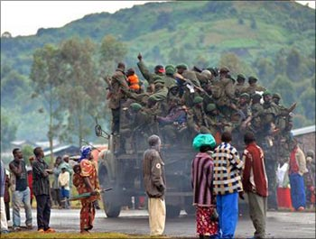 War-torn Congo is one of he worst place to live in.