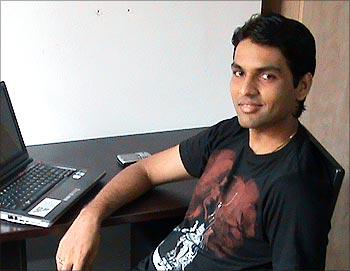 Mohit Yadav.