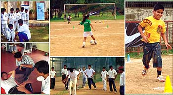 Indiakhelo gives a opportunity to youngsters to showcase their talent.