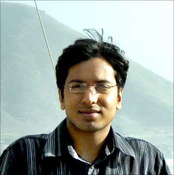 Prashant Pitti, co-founder, Indiakhelo.com