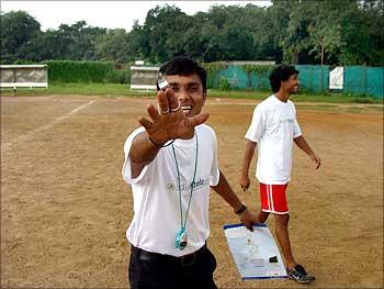 Indiakhelo members play their way to success.