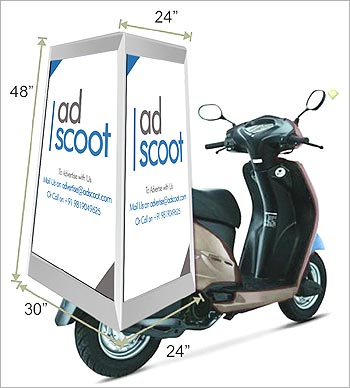 Adscoot set to launch a unique marketing initiative.