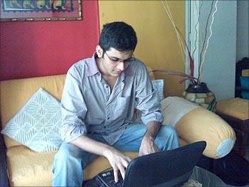 Suyash Trivedi, founder, AdScoot.