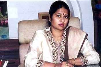 Anuradha Desai.