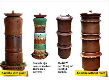 The Kambha range.