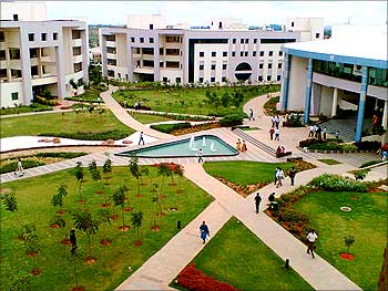Wipro campus.