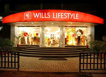 A Will Lifestyle store.