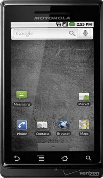 Check out the world's 1st Android 2.