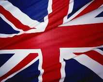 The UK flag