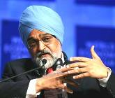 Montek Singh Ahluwalia 