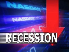 Graphic on recession