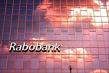 Rabobank Group logo.