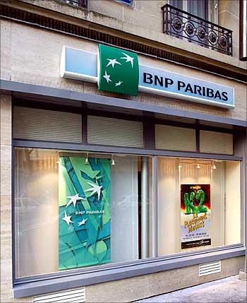 BNP Paribas.