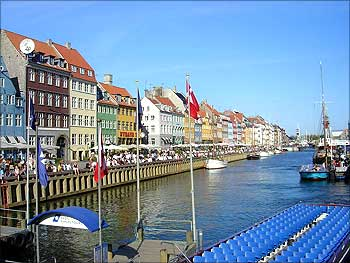 European cities are world's richest.