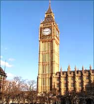 London Big Ben.