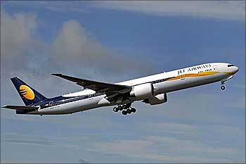 Jet Airways hit by a crisis again.