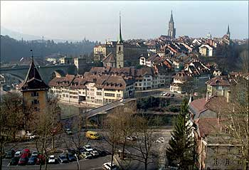 General view of Berne.