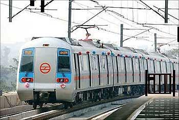 longest subway in india