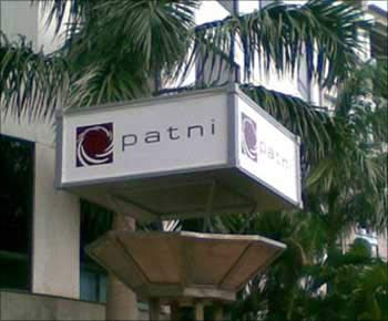 Patni Computer Systems office.