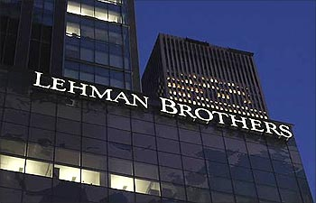 Lehman Brothers triggered a global recession.