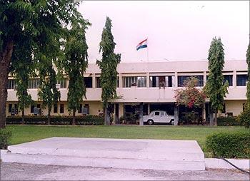 Bhel office.