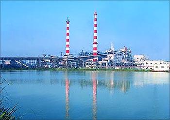 Jindal Steel plant.