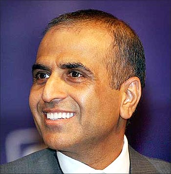 Sunil Mittal, chairman, Bharti Airtel