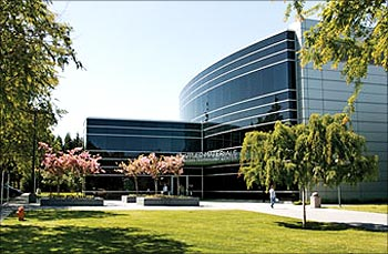 Applied Materials office.