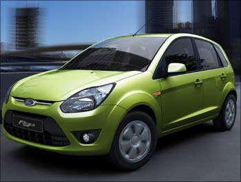 The new Ford Figo