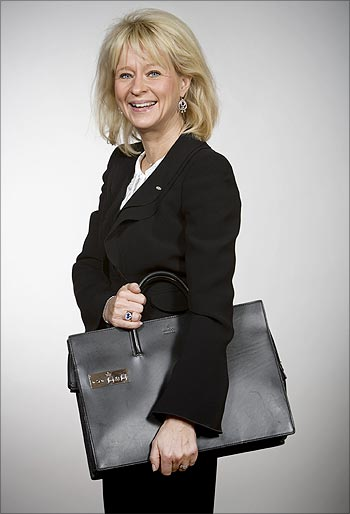 Annika Falkengren, CEO, SEB group
