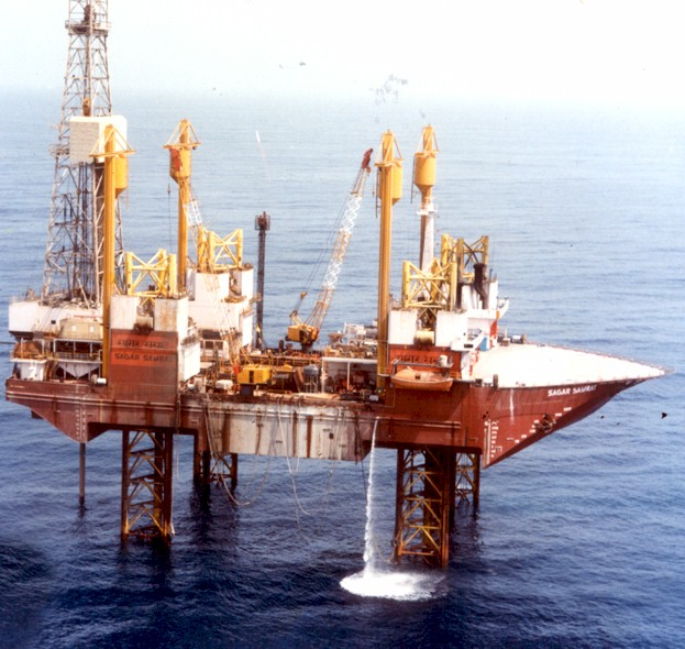 ONGC rig