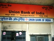A Union Bank branch