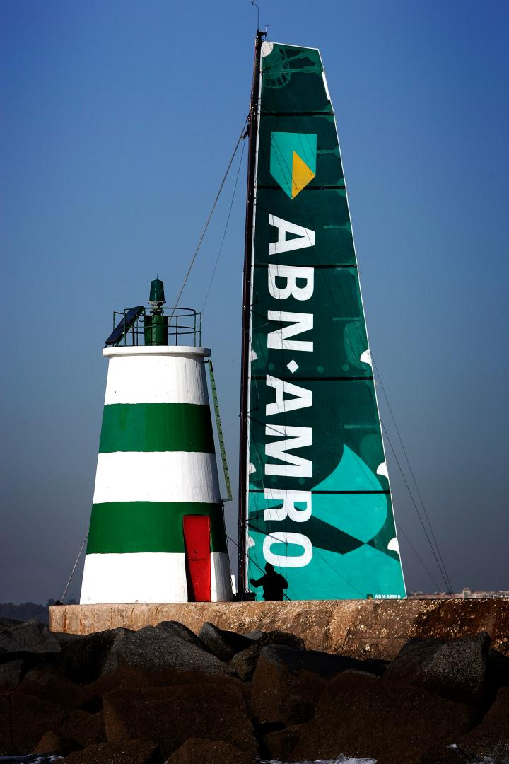 An ABN Amro advertisement