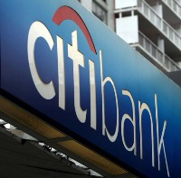 Citibank hoarding