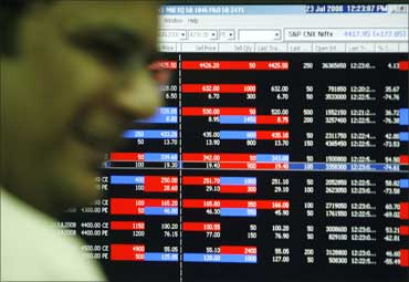 What led to the huge Sensex fall