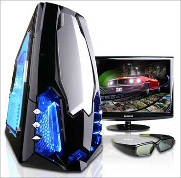 Now, PCs get a 3D vision